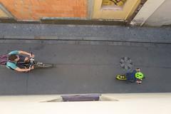 Vater und Sohn (Father and son) (.rog3r1) Tags: fahrrad vater sohn