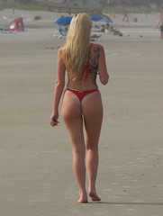 JX111274 (beachalot) Tags: thong thongbikini thongbody thongass thongbeauty bikini bikinibody bikinibeach bikinibeauty redthong redbikini beach beachthong beachass beachbikini blonde blondebikini bikiniblonde thongblonde hotbody fitbody shapelywoman beautifulwoman sexywoman bikiniwoman