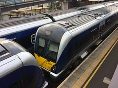 Antrim Station, 5th Jul 2017 (nathanlawrence785) Tags: nir translink caf train 4000 3000 class dmu londonderry coleraine portrush branch junction antrim railway station