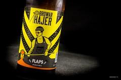 Flaps 002 Browarnicy (Browarnicy.pl) Tags: hajer craftbeer piwokraftowe kraft piwo bier beer bottle cap label