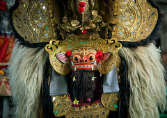 Barong dance mask of lion, Bali island, Canggu, Indonesia (Eric Lafforgue) Tags: arts asia asian bali bali1726 balinese carving ceremonial ceremony colored costume culture dance dancing decor decoration destinations east entertain face god hindu hinduism holiday horizontal indonesia indonesian kris locations magic mask myth mythology ornate outdoors perform performance performer performing religion theater theatre traditional world canggu baliisland