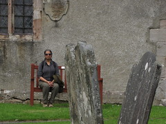 Keswick-17.4 (davidmagier) Tags: aruna churches gravestones sunglasses keswick cumbria england gbr