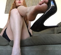 High Heels (Modern-day Jezabel) Tags: sniff smell lick suck toes soles pumps heels delicious delectable savory yummy taste scrumptious devour worship