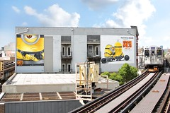 Despicable Me 3 (Always Hand Paint) Tags: 2017 c016 chicago despicableme3 despicableme3complete illinois minions ooh spring tvmovie universalcomplete wrigleyville advertising alwayshandpaint bicycle bus colossal colossalmedia complete final handpaint mural muraladvertising outdoor skyhighmurals train