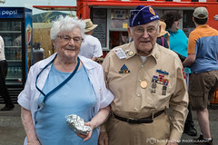 Sal_Castro_and_wife1 (ronfin44) Tags: wwii wwiiweekend wwiiairshow war airplane aircraft soldiers allies allied axis german ss nazi yankee lady b17 b25 b24 liberator panchito russians russian ruskie british paratrooper army navy marines airforce veterans veteran uniform medals awards troops