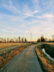 IMG_20170225_174230 (storvandre) Tags: storvandre lombardia lombardy countryside campagna nature landscape road zibido milano parco agricolo