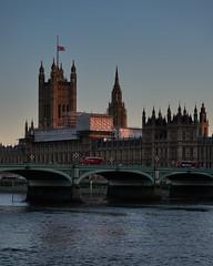 London -Half Mast