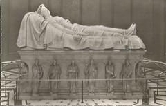 Wiesbaden, Russian Church, Sarcophagus of Elizabeth von Rusland (912greens) Tags: postcards germany wiesbaden russianchurch churches sarcophagus tombs graves