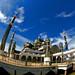Crystal Mosque. Pulau Duyung. Kuala Terengganu
