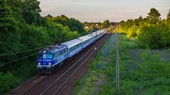EP07-1063 (Adam Okuń) Tags: ep07 lokomotives trains tlk poland