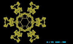 Fractal Geometry (xgeom) Tags: geometric math mathematics programming javascript canvas art mandala drawing structure flower topology shapes shapemorph crowns animation spirals fractals trigonometry sides lines kaleidoscoperoschach generativeart artistic crystals icecrystals complex