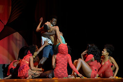 Escape #120 (*Amanda Richards) Tags: freesoulsdancetheatre freesouls guyana georgetown nationalculturalcentre dancers dance dancing dancer theatre performance performer performers talent 2017