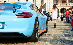 Porsche Carrera GT4 (rear 2) (an4cron) Tags: auto 2017 motor car torino parcodelvalentino salone concept show