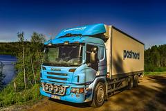T Jonsson (johan.bergenstrahle) Tags: 2017 finepics fordon hdr june juni lastbil scania sommar summer sverige sweden truck vehicle
