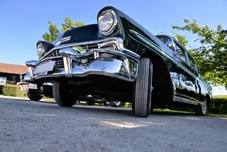 1956 Chevrolet Bel Air sedan 6cyl