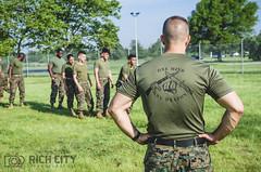 One Mind, Any Weapon (RiCHCiTyZ) Tags: marine marinecorps unitedstatesmarine unitedstatesmarinecorps usmc semperfi oorah training mcmap military photography nikon 1755 nikonian