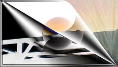 Sunrise - variations on a theme (PaulO Classic. ©) Tags: picmonkey photoshop gimp canon capetown sunrise