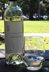 2015 Sauvignon Blanc, Sonoma Valley (sarahstierch) Tags: wine vino wines drinking corner103 sonoma california winecountry promotionalphotography canon outdoors outside marketing plaza sauvignon blanc white