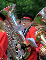 Whit Friday Morning 9 Jun 17 -47 (clowesey) Tags: whit friday brass bands diggle uppermill saddleworth whitfriday diggleband digglebband brassband