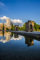 Temple of Debod (Desire Wu) Tags: templeofdebod temple spain madrid ancient egyptian shrine amun architecture