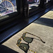 Sunglasses in the Windowsill - The Other Room - Venice, California