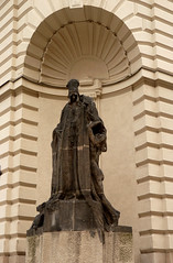Le rabbin Löw (Matrok) Tags: prague praha bohême républiquetchèque českárepublika sculpture ladislavšaloun maharal