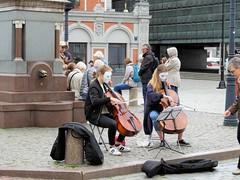 26 giu 2017 - Riga (12) (Thelonelyscout) Tags: riga lettonia latvia blackheads three brothers