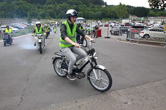 IMG_9360 (Christophe BAY) Tags: mobyltettes francorchamps 2017 rétromobile club spa circuit moto vespa camino flandria