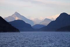 O -beautiful- Canada! (karma (Karen)) Tags: canada britishcolumbia cruising hollandamerica mountains sea cmwd 50favs