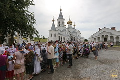 043. The Feast of Saint John, Wonder-worker of Shanghai and San Francisco in Adamovka Village / Свт. Иоанна Шанхайского в Адамовке 02.07.2017