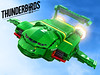 TB_Flying_1200 (brickbloke77) Tags: thunderbirds are go supermarionation gerry anderson puppet british science tracy microfigure lego series jet plane television friction aircraft mole rescue sci fi