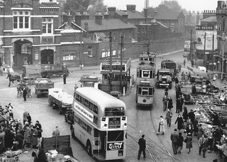 London transport RT4095  Woolwich October 1951.