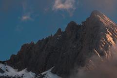 Corno Piccolo (luigig75) Tags: gran sasso corno piccolo sunset mountains peak vetta abruzzo italia italy canon 70d parconazionaledelgransassoemontidellalaga summer tamronsp150600mmf563divcusda011