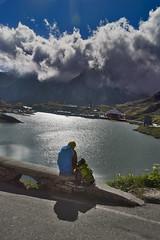 The wind is blowing on the Italien side of the Great Saint Bernard Pass.(2,469 alt. )Mont Forchon is under a storm. No. 2227. (Izakigur) Tags: gransanbernardo grossersanktbernard greatstbernardpass italy italia nikond700 nikkor nikkor2470f28 liberty izakigur flickr dieschweiz d700 suiza suisse suisia schweiz romandie suizo swiss svizzera سويسرا laventuresuisse suïssa summer suíça switzerlnad swissromande suisseromande thelittleprince ilpiccoloprincipe 2016 izakigir coldugrandsaintbernard coldumontjoux grosserstbernhard lepetitprince viafrancigena colledelgransanbernardo montmort missu topf25 topf750 750faves