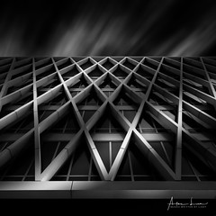 Tryout Number 4 (Alec Lux) Tags: antwerp bw abstract abstractphotography antwerpen architecture belgium black white blackandwhite blackandwhitephotography building city cityscape clouds design fine art fineart geometric lines long exposure longexposure longexposurephotography minimal minimalism modern monochrome sky urban mas blackandwhiteblackandwhitephotography museum vlaanderen be