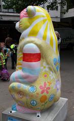 Poddington Side (ahisgett) Tags: birmingham children's hospital charity wild art big sleuth 2017 bearmingham