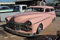 Mooneyes Open House 2017 (USautos98) Tags: 1949 plymouth wagon hotrod streetrod kustom rockabilly