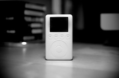 How it all started - Day 360 (wiedenmann.markus) Tags: apple ipod classic firstgeneration new old design trend mp3 music era milestone landmark technics