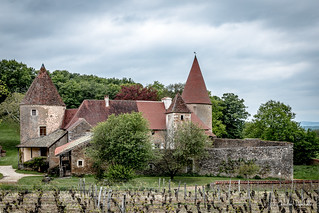 Château de Noble - Chapelle-sous-Brancion - 71