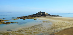 Le fort national (BrigitteChanson) Tags: saintmalo fort national mer illeetvilaine bretagne breizh brittany sea mar mare wonderworld