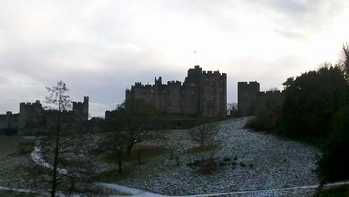 Alnwick Harry Potter Castle