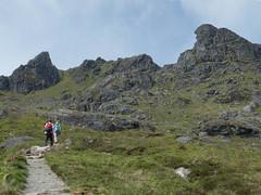 Climbing the cobbler (petrova fossil :)) Tags: thecobbler scotland lochlomand