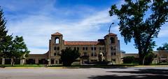 Parco Inn, Sinclair, WY (CAJC: in the Rockies) Tags: sinclairwy parcoinnsinclairwy wyoming hww windowwednesday historicalsites sonya6000