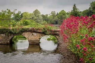 The Bridge over River Coln, Bibury