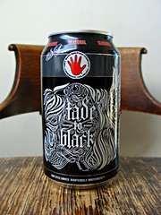 Fade to Black (knightbefore_99) Tags: beer cerveza pivo craft art foreign stout colorado usa can dark fadetoblack lefthand longmont licorice sweet best cool awesome