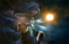 """His eyes, they guide me through the haze..."" (skye.nefekalum) Tags: tableauvivant eve shinyshabby japonica air naminoke"