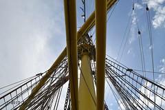 El Velero Rumano Mircea es un velero del tipo barca de tres mástile  (54) (javier_cx9aaw) Tags: elero rumano mircea