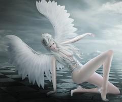 Angel of light (Shena Neox VERSUS Owner) Tags: gizza angel azoury shoes fantasy shenaneox blog fashion sl