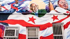 2017.06.26 Ben's Chili Bowl Mural, Washington, DC USA 6865