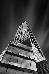 Architektura (TS446Photo) Tags: fineart architecture monochrome longexposure black white poland europe towerblock nikon